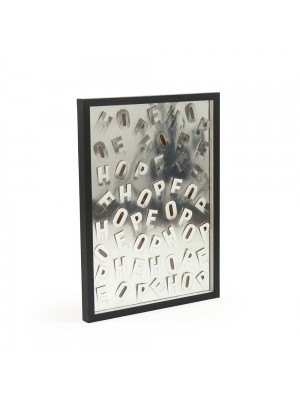 Abstract Framed Art