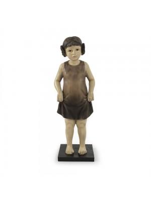 Girl Statuette