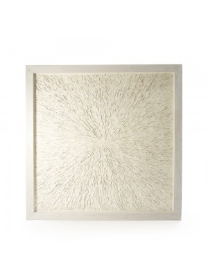Abstract Paper Framed Art