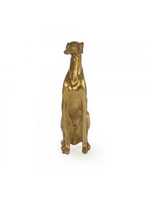 Gold Greyhound Statue