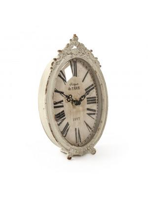 Iron Table Clock