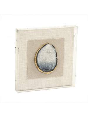 Geode Acrylic Framed Wall Art